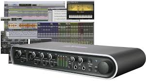 Avid Mbox Pro FireWire Audio Interface (with Pro Tools)   zZounds