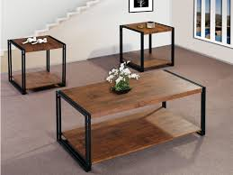 Adelaide 3 piece storage coffee table set, black wood, with drawers & shelves, contemporary, (cocktail coffee & 2 end tables)  finish: China Occasional Table Of 3 Coffee Table Set Cocktail Table Brown Black Wood For Living Room Dining Room Furniture Factory Direct China Coffee Table Coffee Table With Storage