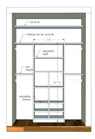 standard height for closet rod and shelf depth of closet shelves standard closet shelf height splendid standard height for closet rod
