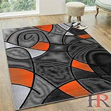 awesome to do orange area rugs grieve gray rug wayfair annabel