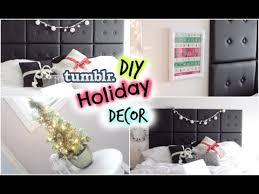 easy diy christmas room decorations. diy holiday room decor ideas - cheap \u0026 easy tumblr pinterest christmas decorations diy