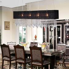 full size of living marvelous rectangular dining room chandelier 0 dinette lights black light fixtures round