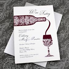 Free Dinner Invitation Templates Printable Adorable Wine Tasting Invitation Template Download Print