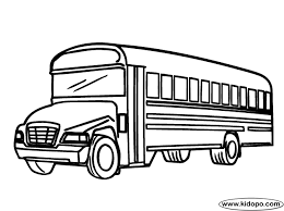Small Picture City Bus coloring page Coloring pages Pinterest Free