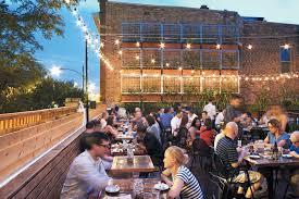 15 Best Rooftop Restaurants In Chicago For Outdoor Dining
