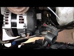 change alternator on dodge grand caravan youtube 2000 Chrysler Voyager Alternator Wiring 2000 Chrysler Voyager Alternator Wiring #45 Chrysler Alternator Wiring Diagram