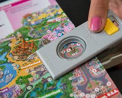show your diy disney side disney parks guide map magnets