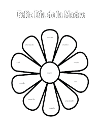 Coloring Pages Spanish Takaeinfo