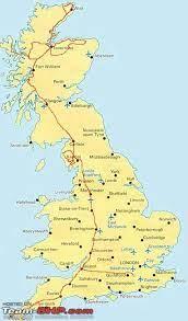 road trip 2700 kms europe 3380 kms uk