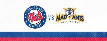 Long Island Nets Vs Fort Wayne Mad Ants Barclays Center