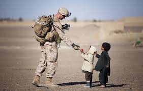 person people military young solr army gifts kids children american humanity uniform troop marines infantry poignant