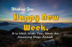 Week Quotes Inspiration Top 48 Inspirational Happy New Week Quotes For Everyone Love Text