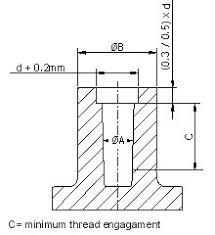 Plastite Screw Torque Chart Plas Tech 30 Installation Guide And Hole Sizes