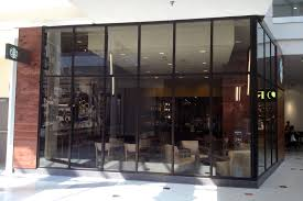 Commercial Glass Storefront Washington DC Advanced Glass Expert