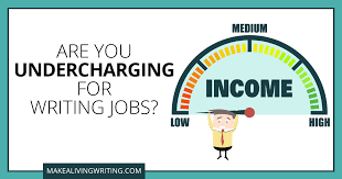 urgent reasons to stop undercharging for writing jobs