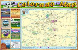 Colorado Mileage Chart Download Portal The Colorado Vacation Directory