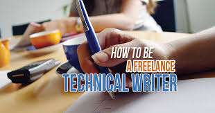 how to be a lance technical writer salaries technical author  lance technical writer