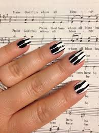 please don t count how many notes are in my octaves also i took the easy way out for my right hand i still made it black and white but i didn t do