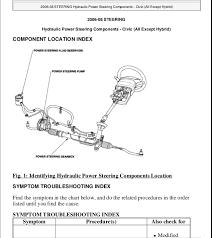 2007 Honda Civic Service Repair Manual