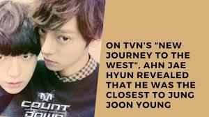 Ahn Chart Ahn Jae Hyun S Close Friendship With Jung Joon Young Resurfaces In Light Of Recent Divorce Scandal