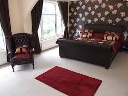 Excellent Great Red Tan And Black Bedroom Ideas In Interior Design Ideas  For Home Design With With Red And White Bedroom Ideas