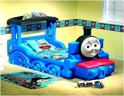 Thomas The Train Bed Train Kids Bed Thomas The Train Bed With Toy ...