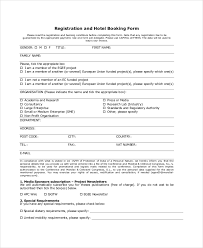 Hotel Booking Form - Koto.npand.co