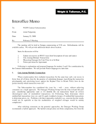 Inter Office Memo Format Template 9 Memo Template Open Office Govt Memorandum Format