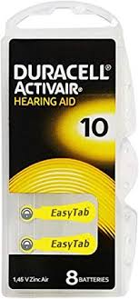 Hearing Aid Battery Sizes Chart 10 Best Hearing Aid Battery Reviews By Consumer Report 2019