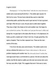english analytical analysis response essay english  4 pages english 1110 01 primary source analysis essay