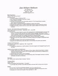 Math Resume Resume For Study