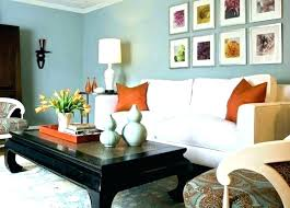 green and orange room ideas blue and orange room living decorating ideas green large size of