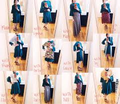 Lularoe Maurine Size Chart Look At All The Different Ways You Can Wear The Lularoe