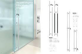 shower door pull handle glass door pull handle shower door pull handle towel bar