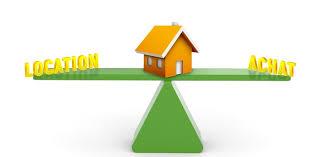 location maison vs achat maison