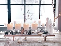 Wieso nicht bei der weihnachtsbaum dekoration? Weihnachten Wird Sicher Weiss Deko Trends Furs Fest Web De