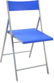 Buy Nilkamal Jetta Folding Chair Blue Online Best Prices In