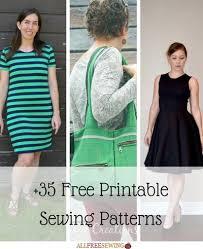 Free Printable Plus Size Sewing Patterns