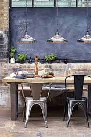 industrial style dining room lighting. Rustic Industrial Style Dining Room Lighting R