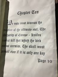 throughout secret society several love letters to escape game enthusiasts can be found poking fun at some of the things we all detest finding in games