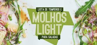 Resultado de imagem para molho de saladas light