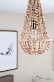 rustic chandeliers antique white wood chandelier wood