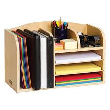 office desk accessories ideas. guidecraft high desk organizer office accessories at hayneedle ideas