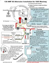 3g alternator upgrade how to 2006 Usch Mustang Fuse Box Diagram here you go