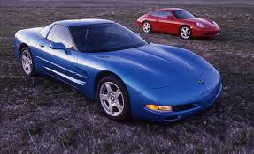 Corvette chevy corvette 1999 : 1999 Porsche 911 Carrera vs. 1999 Chevrolet Corvette – Archived ...