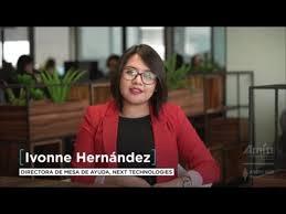 AMITIWIT Ivonne Hernández - Next Technologies - YouTube