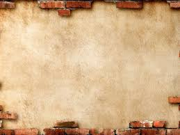 Beige Wall Frame Free PPT Backgrounds for your PowerPoint Templates