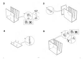 Ikea Instruction Manuals Ikea Instruction Manual Probrainsorg