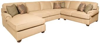 Henson 3 Piece Customizable Sectional by Hickory Manor