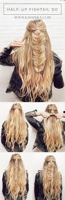 Hairstyle Yourself 10 easy hairstyles you can totally do it yourself little earthly 3550 by stevesalt.us